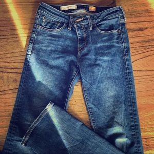 Pilcro (Anthropologie) Bootleg Jeans
